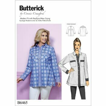 Butterick pattern B6465