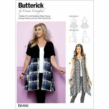 Butterick pattern B6466