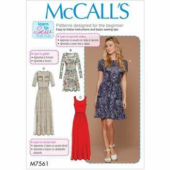 McCalls pattern M7561