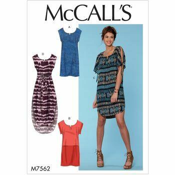 McCalls pattern M7562