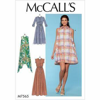 McCalls pattern M7565