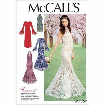 McCalls pattern M7569