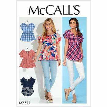 McCalls pattern M7571