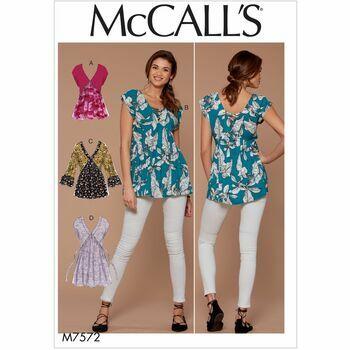 McCalls pattern M7572