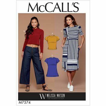 McCalls pattern M7574