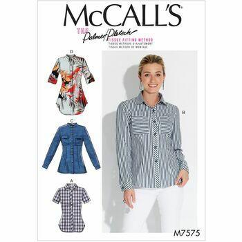 McCalls pattern M7575