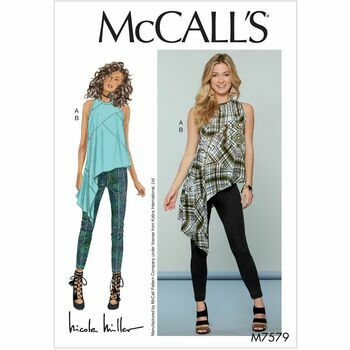 McCalls pattern M7579