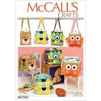 McCalls pattern M7581