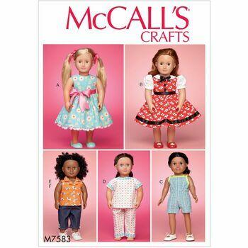 McCalls pattern M7583
