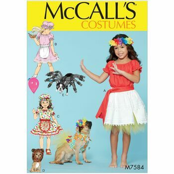 McCalls pattern M7584