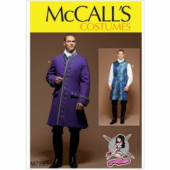 McCalls pattern M7585