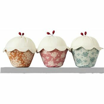 Tilda 'Spring Diaries' Cute Cupcakes Sewing Kit