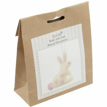 Trimits Make Your Own Bunny Decoration