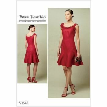Vogue pattern V1542