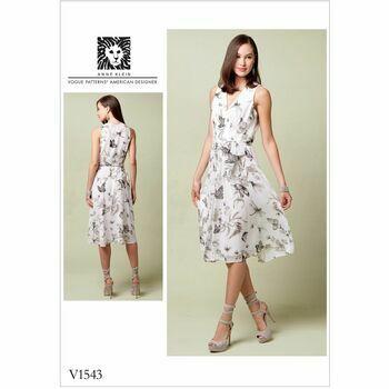 Vogue pattern V1543