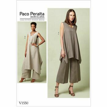 Vogue pattern V1550