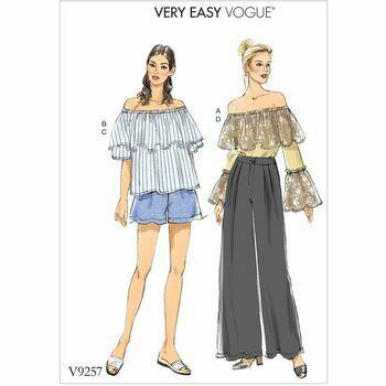Vogue pattern V9257