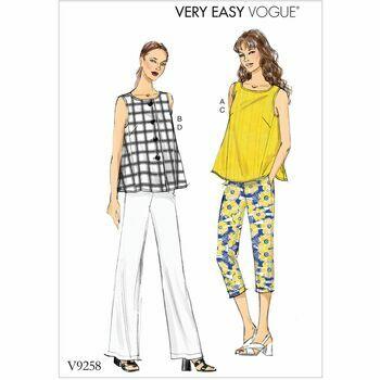 Vogue pattern V9258