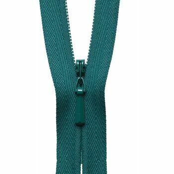 YKK Concealed Zip - Jade (41cm)