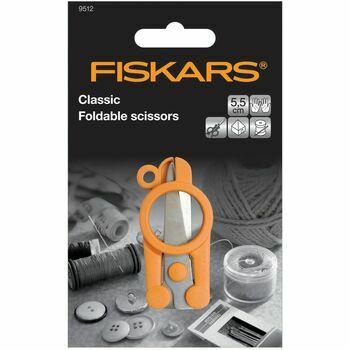Fiskars Classic Foldable Scissors (10cm)