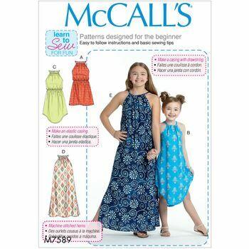 McCalls pattern M7589