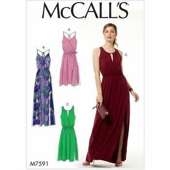 McCalls pattern M7591