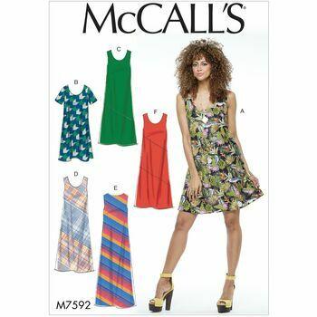 McCalls pattern M7592