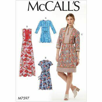 McCalls pattern M7597