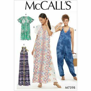 McCalls pattern M7598