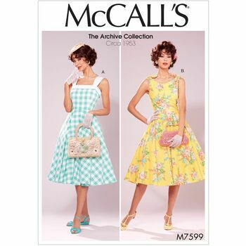 McCalls pattern M7599