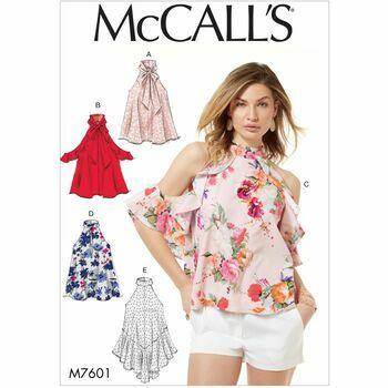 McCalls pattern M7601