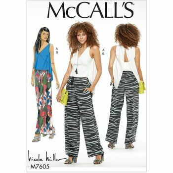 McCalls pattern M7605