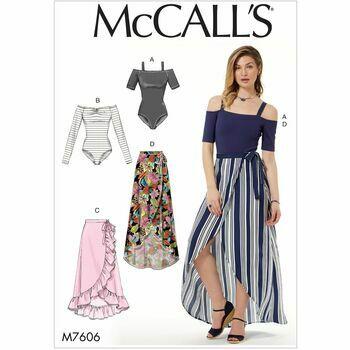 McCalls pattern M7606