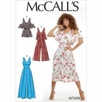McCalls pattern M7608