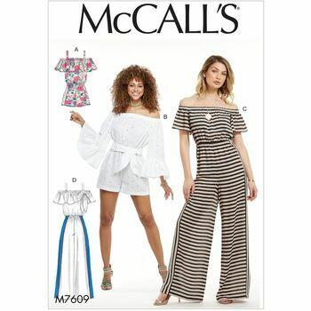 McCalls pattern M7609