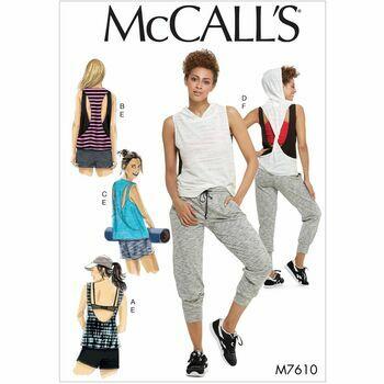McCalls pattern M7610
