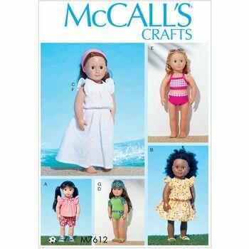 McCalls pattern M7612
