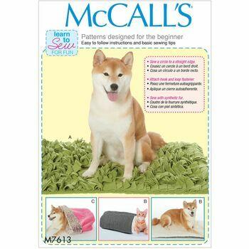 McCalls pattern M7613