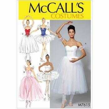 McCalls pattern M7615