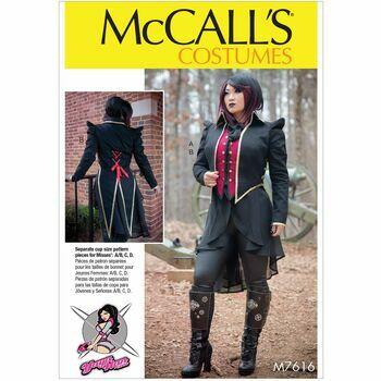 McCalls pattern M7616