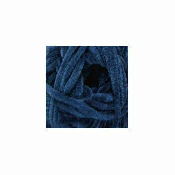 James C Brett Flutterby Chunky - Deep Blue - B32 (100g)