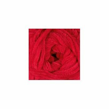 James C Brett Flutterby Chunky - Red - B31 (100g)