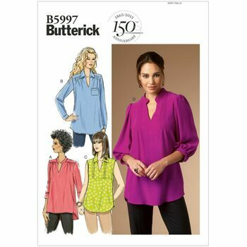 Butterick pattern B5997