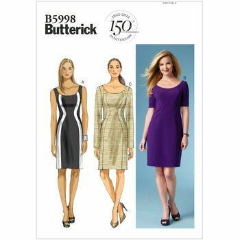 Butterick pattern B5998