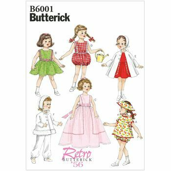 Butterick pattern B6001