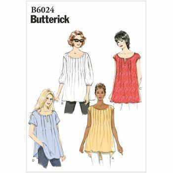 Butterick pattern B6024