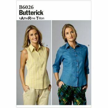 Butterick pattern B6026