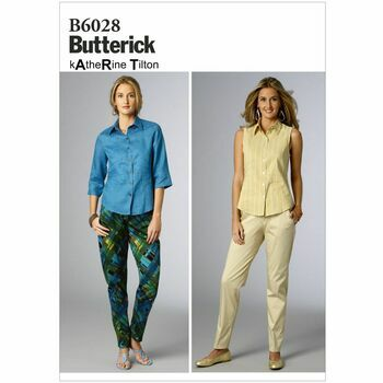 Butterick pattern B6028