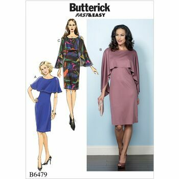 Butterick pattern B6479
