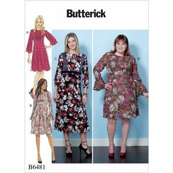 Butterick pattern B6481
